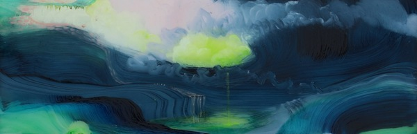 Green Cloud , Diaphanous Environment Series