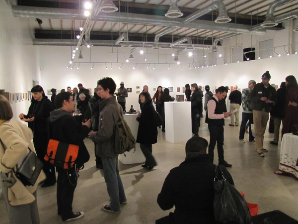 Opening: Metro 29 Exhibition / City Without Walls  2012